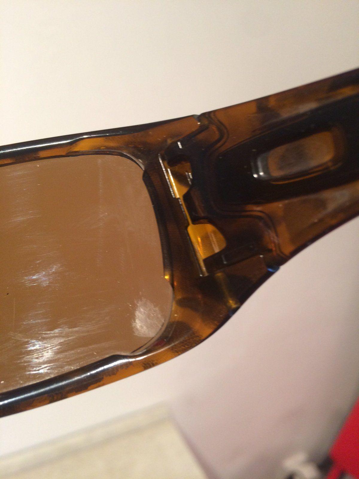 a6f4289fa8 Oakley Antix Brown Tortoise Dark Bronze Sunglasses  03-703 - IMG 6702.JPG