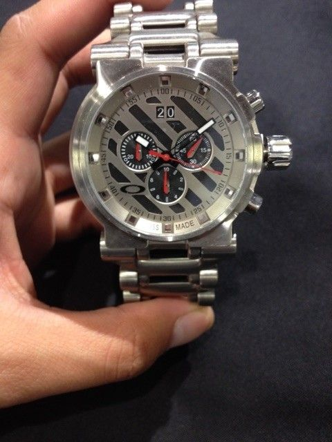 Oakley watches minute machine, hollow point all new with boxes - IMG_6776.jpg