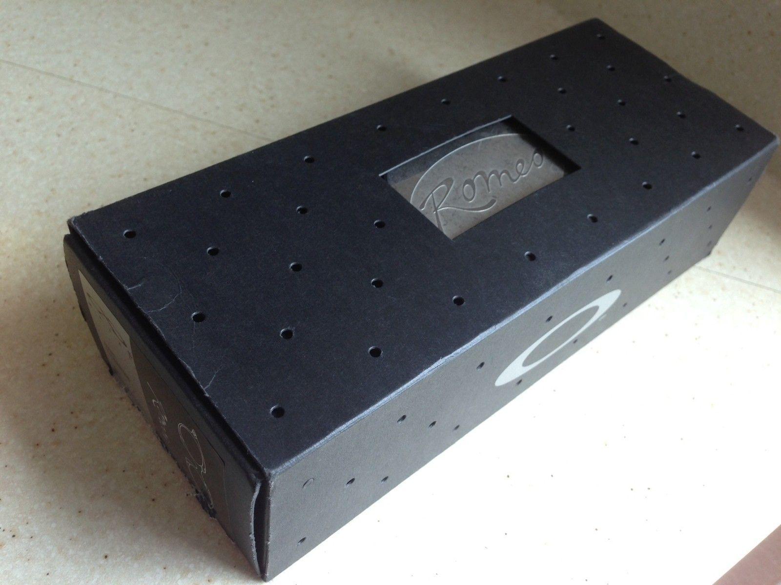 ROMEO 1 TITANIUM (BONE) / POL 24K IRIDIUM & ORIGINAL MATCHING # BOX COIN - IMG_6897.JPG
