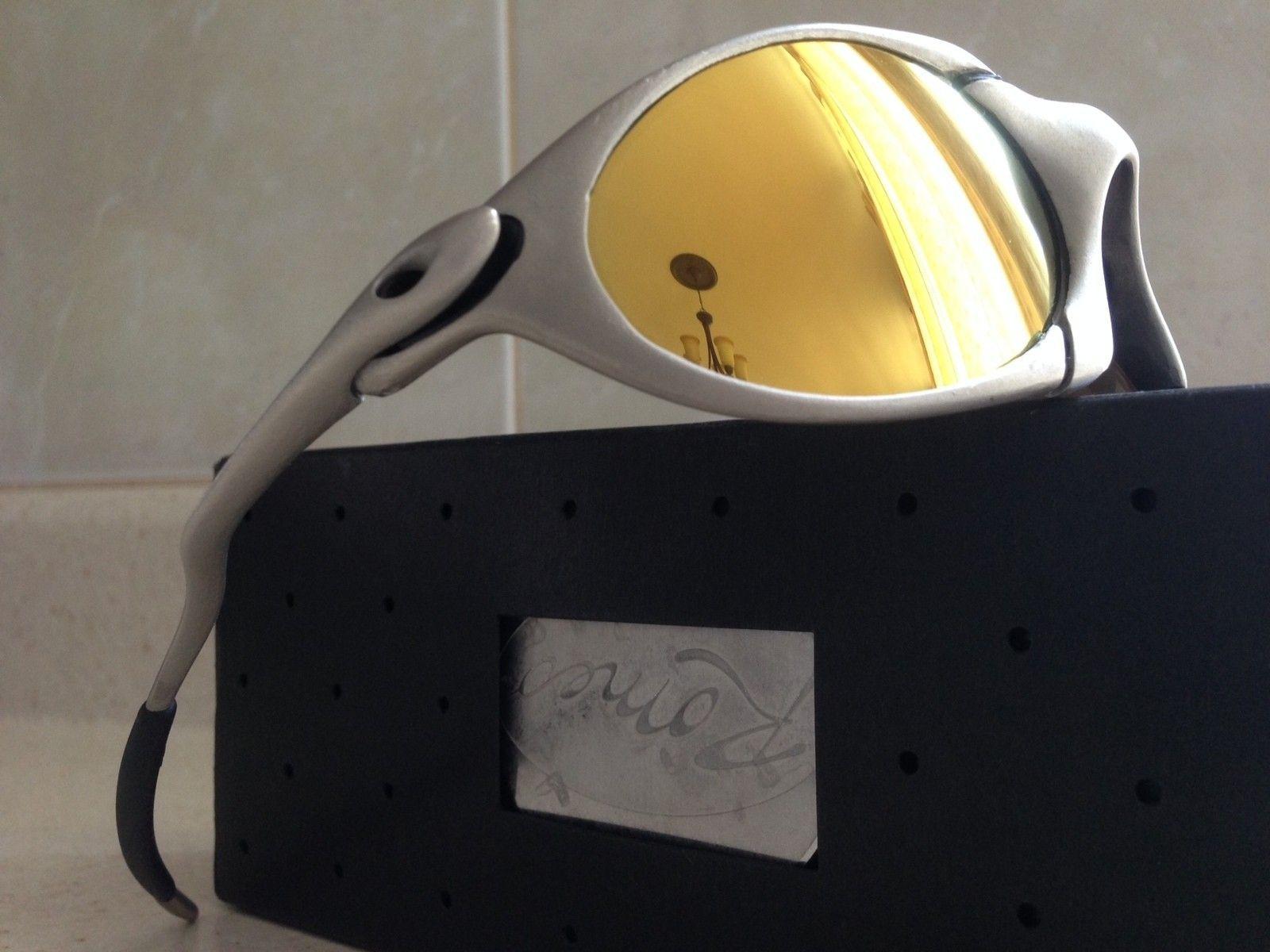 ROMEO 1 TITANIUM (BONE) / POL 24K IRIDIUM & ORIGINAL MATCHING # BOX COIN - IMG_6910.JPG