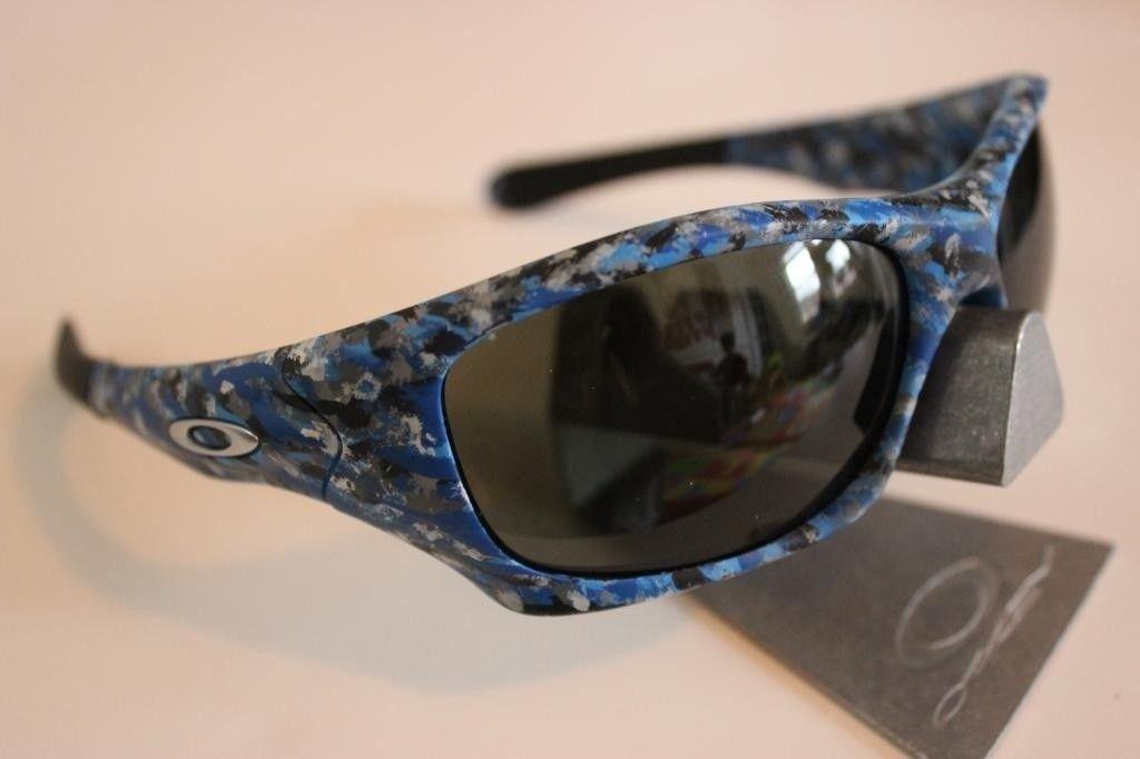V2oak's 1st DIY/ Custom Oakley Blue Camo Pit Bull - IMG_7203_zps2b1a0237.jpg