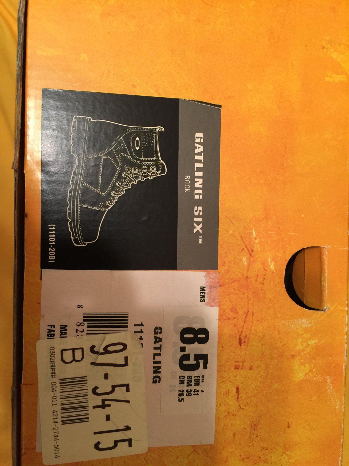 27e35f52c39 Gatling six Elite boots ( artist series ) | Oakley Forum