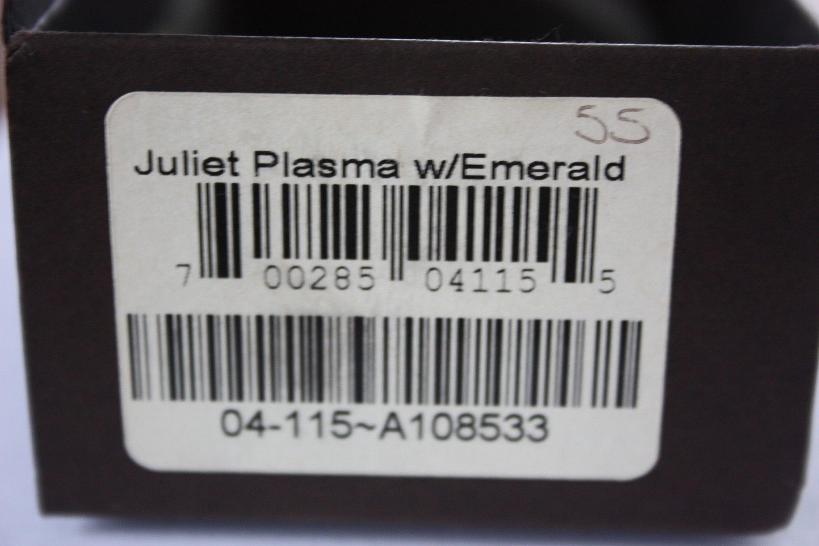 X metal Juliet Polished frame - IMG_7278.JPG
