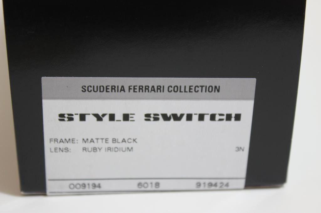 Just Got My Scuderia Ferrari Oakley Style Switch - IMG_7453_zpsc364d6a1.jpg