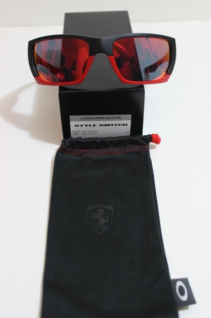 Just Got My Scuderia Ferrari Oakley Style Switch - IMG_7455_zpsedd93846.jpg