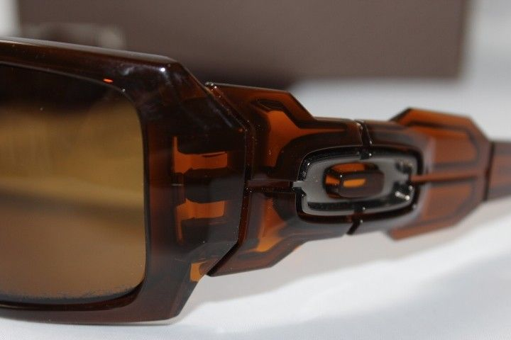 BNIB Oil Drum II Rootbeer/Bronze Polarized 12-987 - IMG_7471.JPG