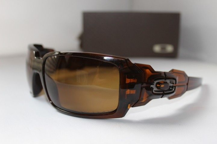 BNIB Oil Drum II Rootbeer/Bronze Polarized 12-987 - IMG_7475.JPG
