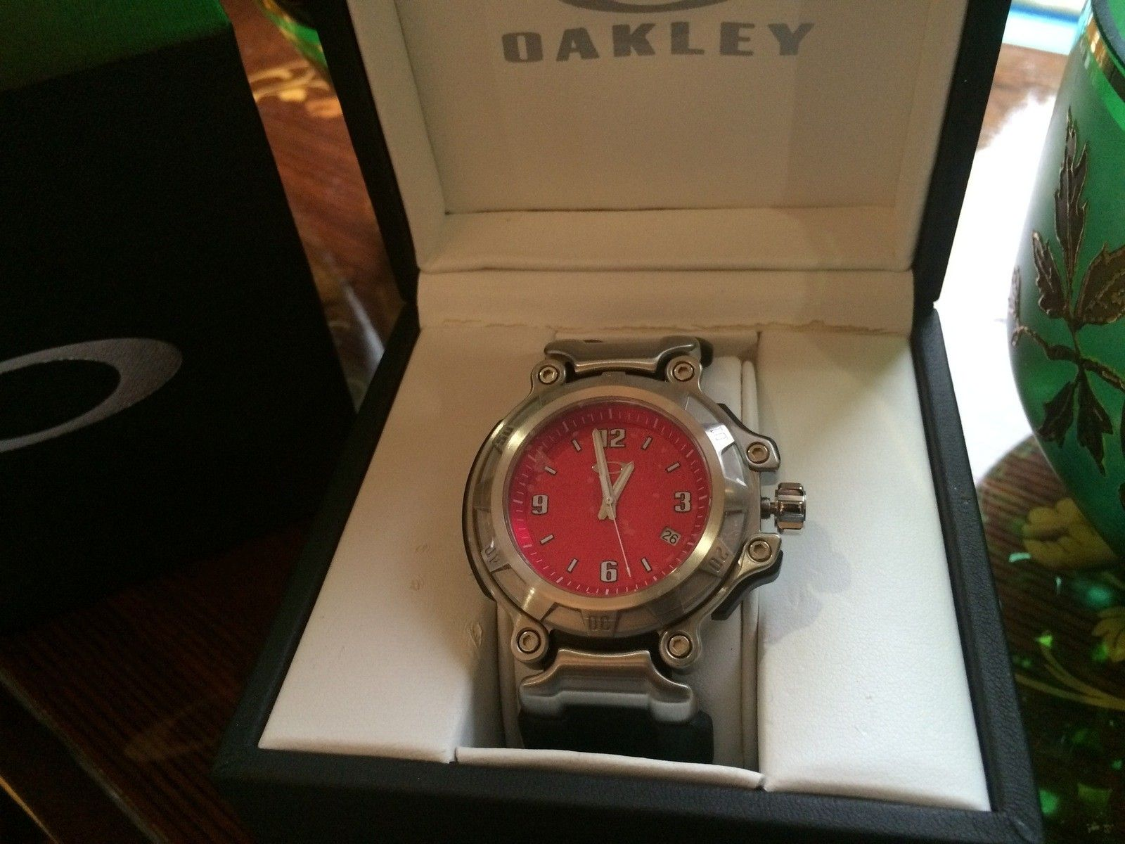 "Juat got a Red Crankcase watch...("",) - IMG_7609[1].JPG"