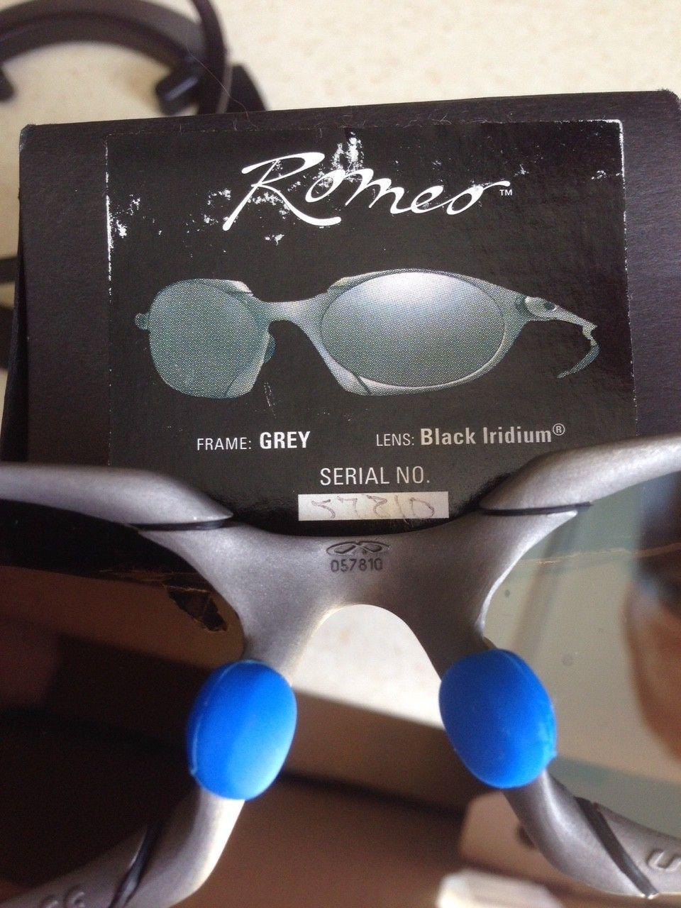 Romeo 1 X-Metal / Black Iridium with # Matching Box & Coin *Price Lowered*!!! - IMG_7695.JPG