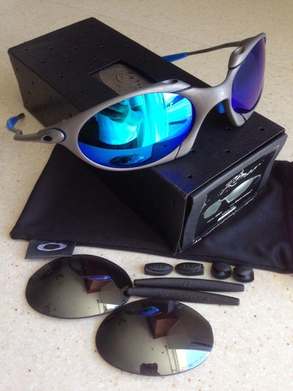 Romeo 1 X-Metal / Black Iridium with # Matching Box & Coin *Price Lowered*!!! - IMG_7696.JPG
