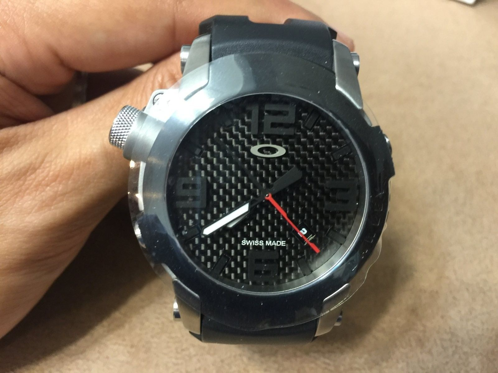 LNIB Titanium Killswitch ($450) and Stealth Bezel ($50) - IMG_7710.JPG