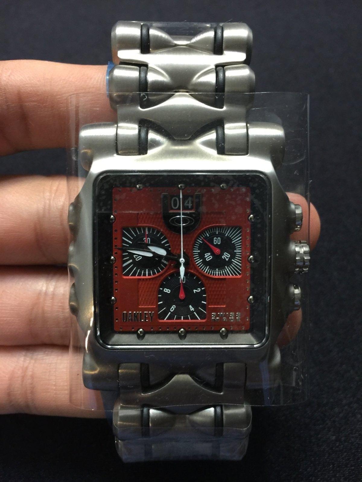 LNIB/BNIB Red Minute Machine - IMG_7748.JPG