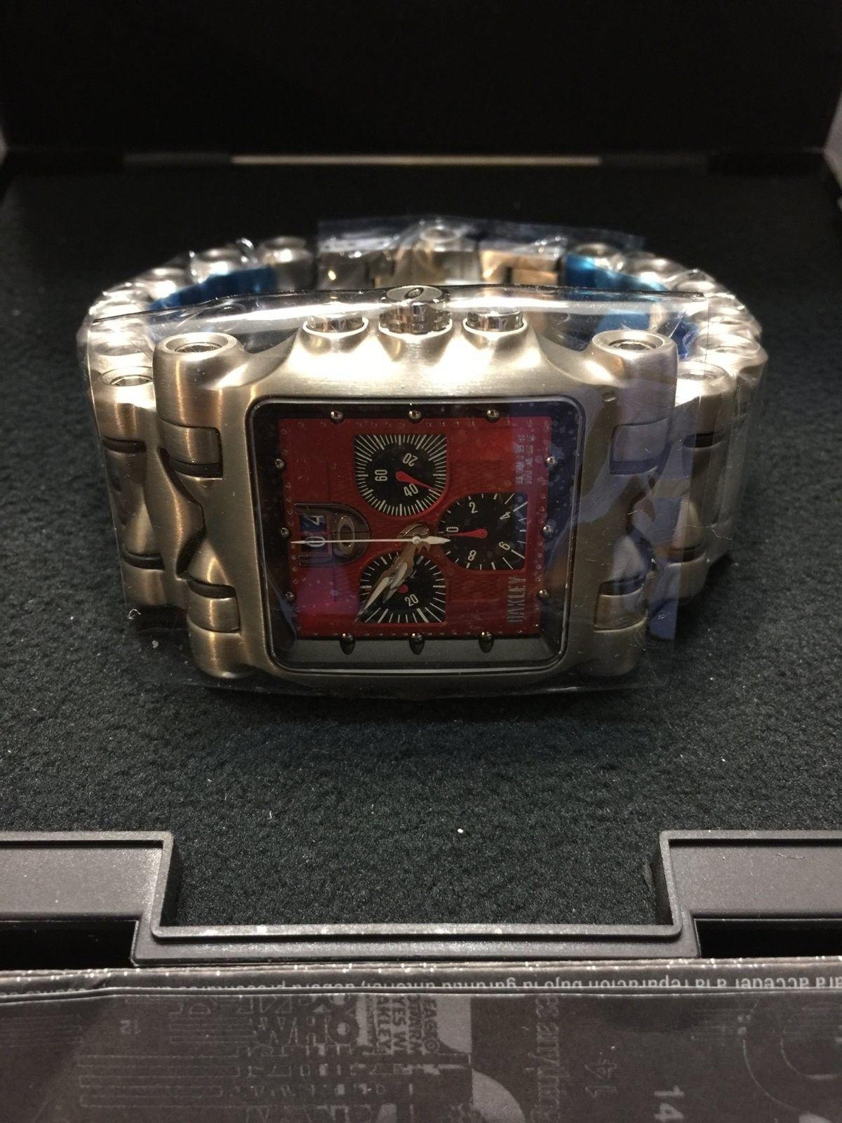 LNIB/BNIB Red Minute Machine - IMG_7752.JPG