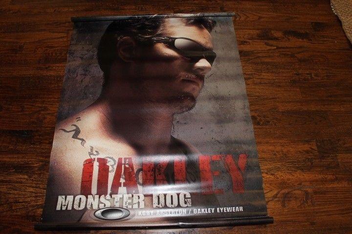 Stephen Murray Monster Dog Vinyl Poster - IMG_7776.JPG