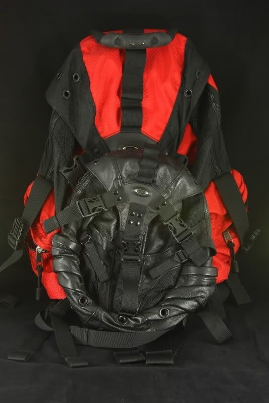 FS: Leather Small Icon 1.0 Black Backpack - IMG_7787.jpg