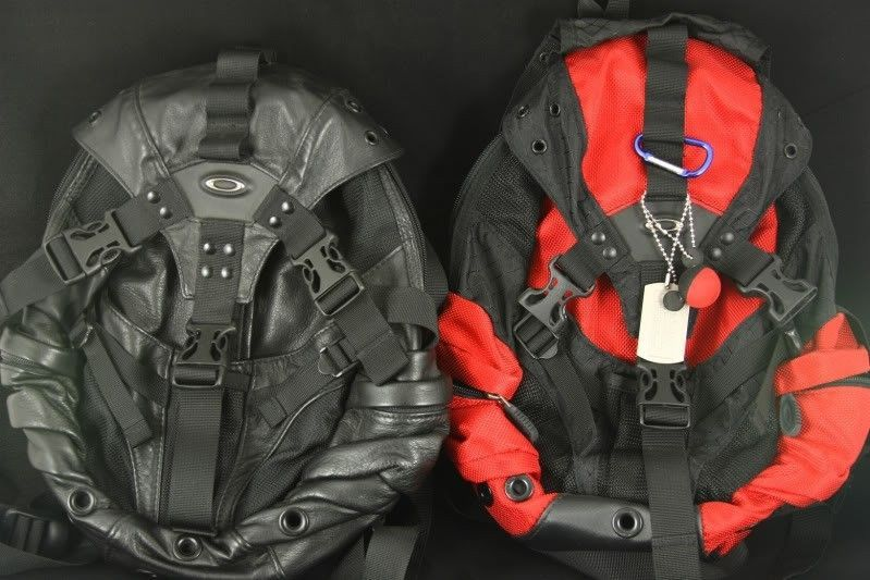 FS: Leather Small Icon 1.0 Black Backpack - IMG_7790.jpg