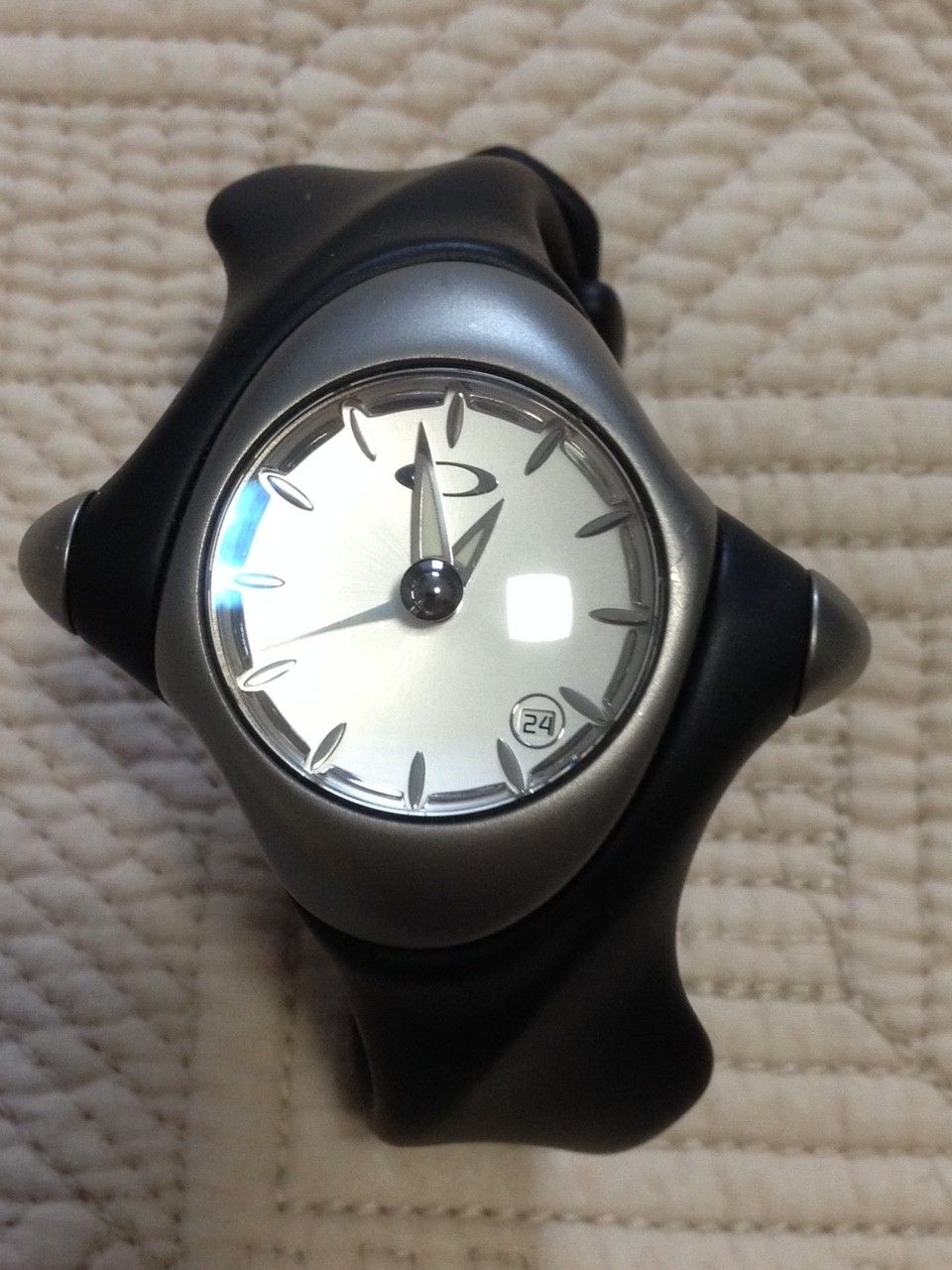 New Bullet Titanium Watch 10-110 - IMG_7792.JPG