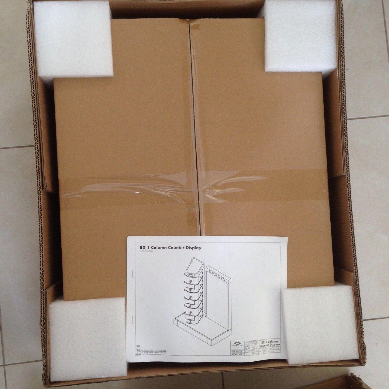 NIB OAKLEY X-METAL SUNGLASSES/ RX FRAME DISPLAY RARE NEW IN BOX! - IMG_7804.JPG