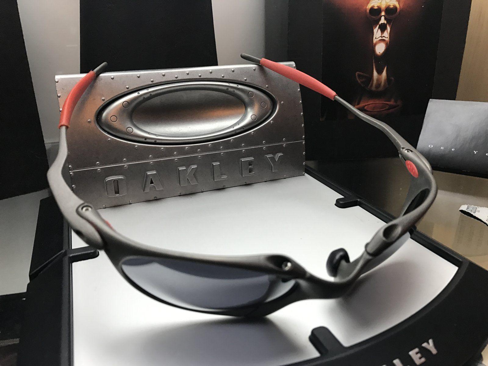 ce4cae493a JPG Romeo 1 Michael Jordan xmetal w  black iridium - serial 1370 - IMG 7986.