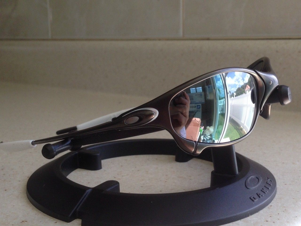 JULIET CARBON / POLARIZED BLACK IRIDIUM - IMG_8148.JPG