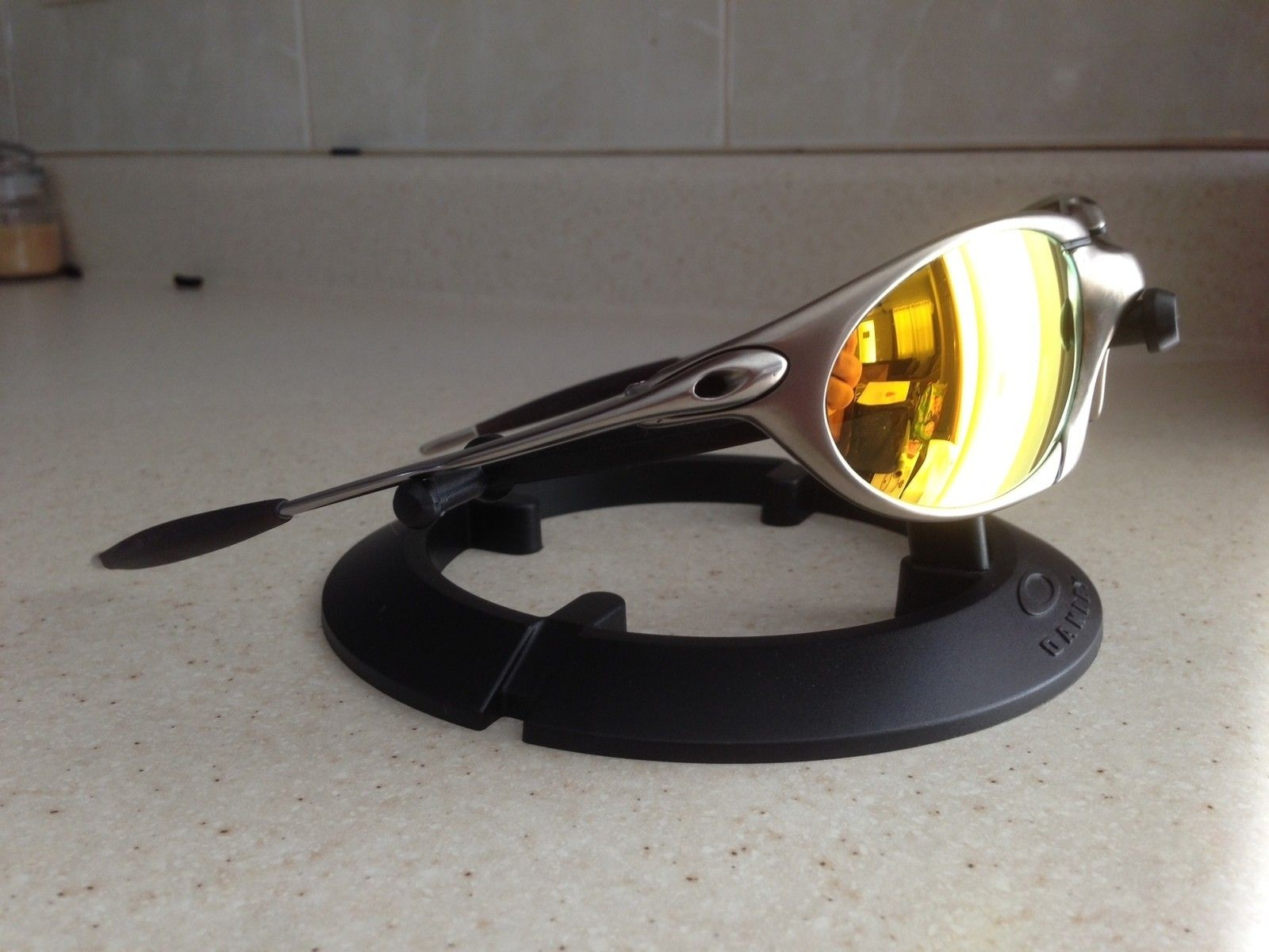 FINAL PRICE DROP!!! NEW!!! ROMEO 1 PLASMA / FIRE IRIDIUM/ ROOTBEER/ NEVER WORN PRICE DROP - IMG_8317.JPG