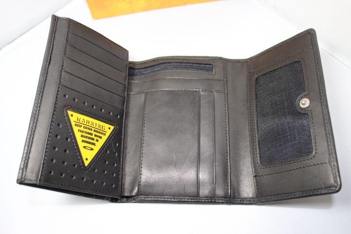 BNIB Large Leather Wallet - IMG_8322.JPG