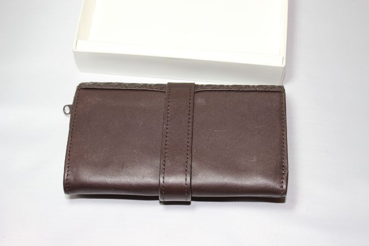 BNIB Women's Swirly O Leather Wallet - IMG_8331.JPG
