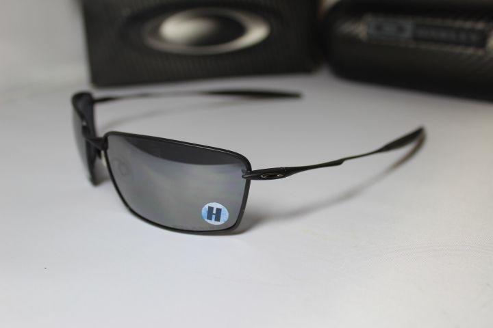 BNIB Titanium Square Whisker Matte Black Polarized - IMG_8336.JPG