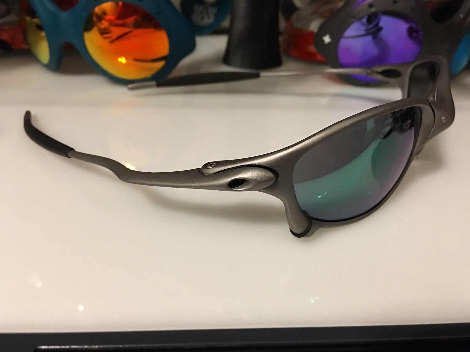 Two Pairs of XX (X-Man Plasma Refinish) with Lens Options - IMG_8442.JPG