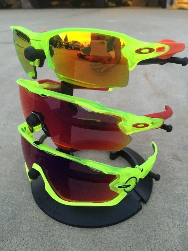 Oakley Flak Jacket Replacement Icons