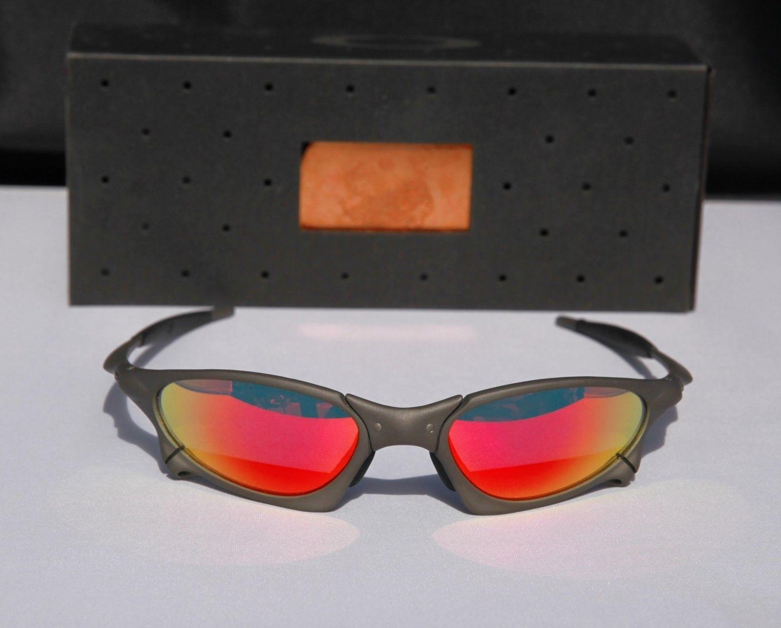 43a344165953a Lupa Da Oakley Redonda - Óculos no Mercado Livre Brasil