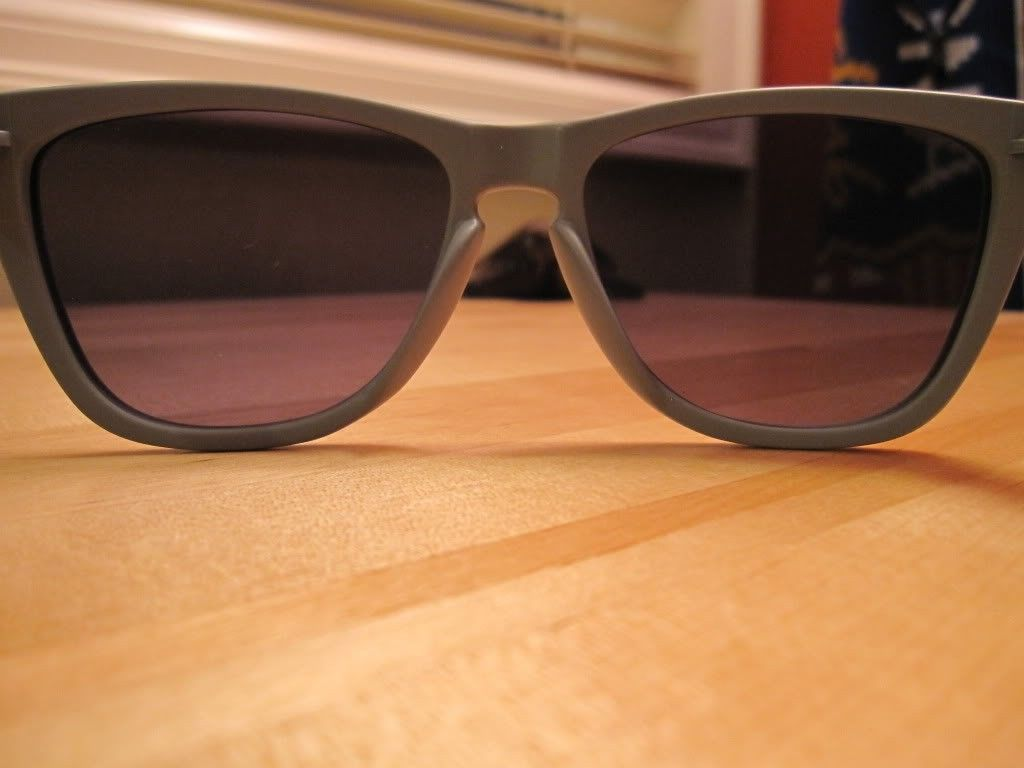 2 Pairs Of Matte Grey And Grenade Fade Frame - IMG_9207.jpg