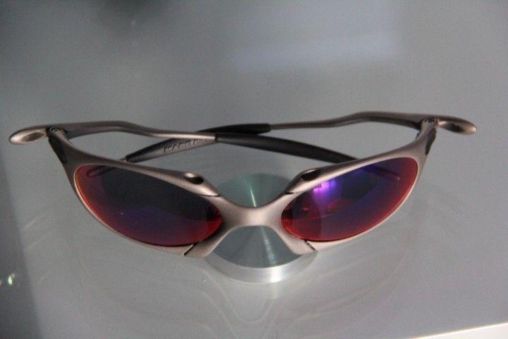 Oakley Romeo X-Metal Frame w/ Positive red Iridium | Oakley Forum
