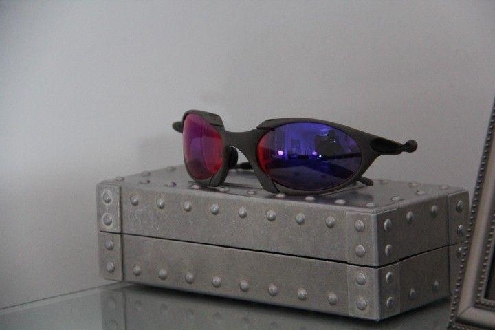 Oakley Romeo X-Metal Frame w/ Positive red Iridium - IMG_9240.JPG