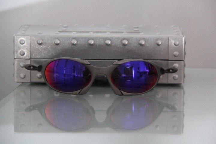 Oakley Romeo X-Metal Frame w/ Positive red Iridium - IMG_9242.JPG