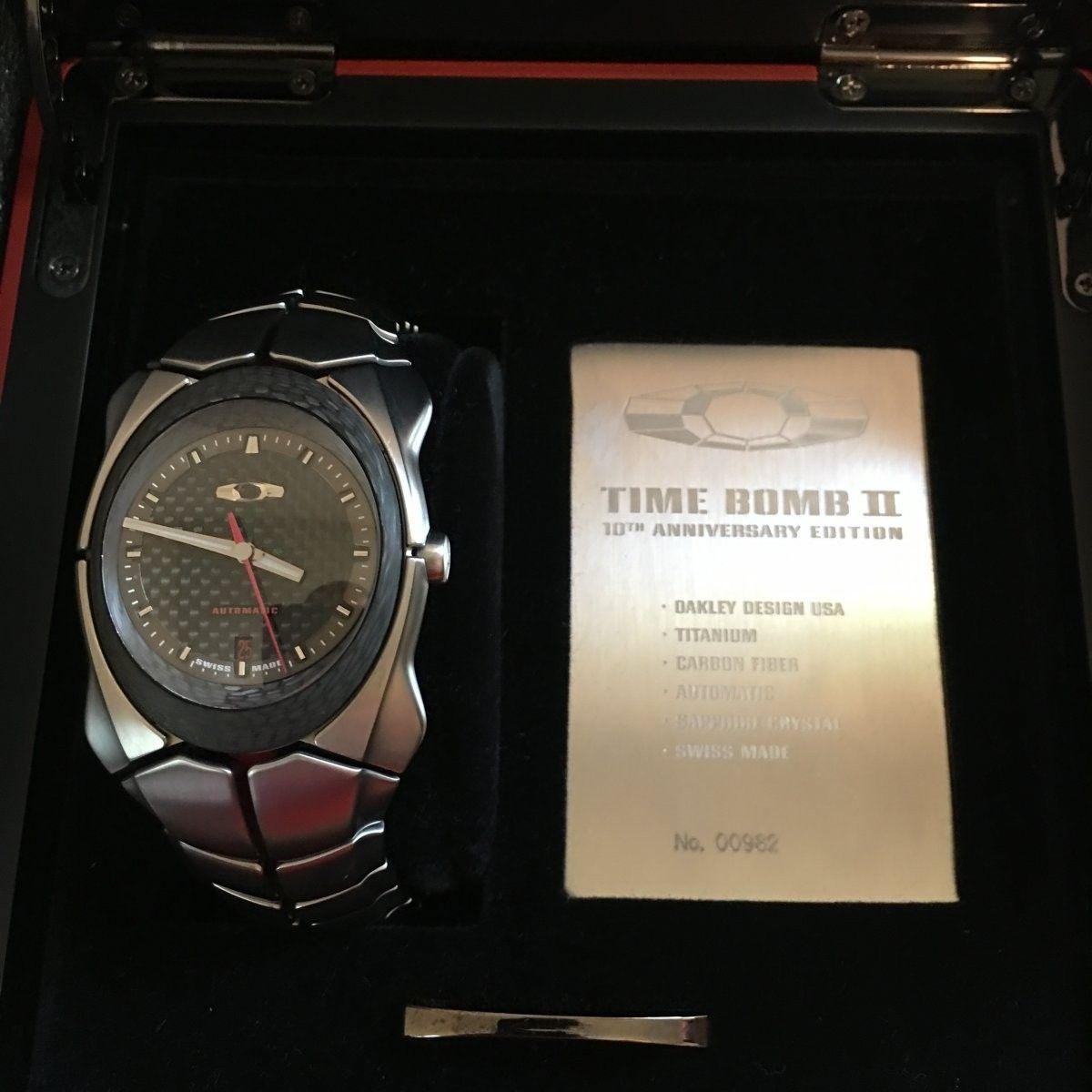 Timebomb II 10th Anniversary LNIB - IMG_9429.JPG