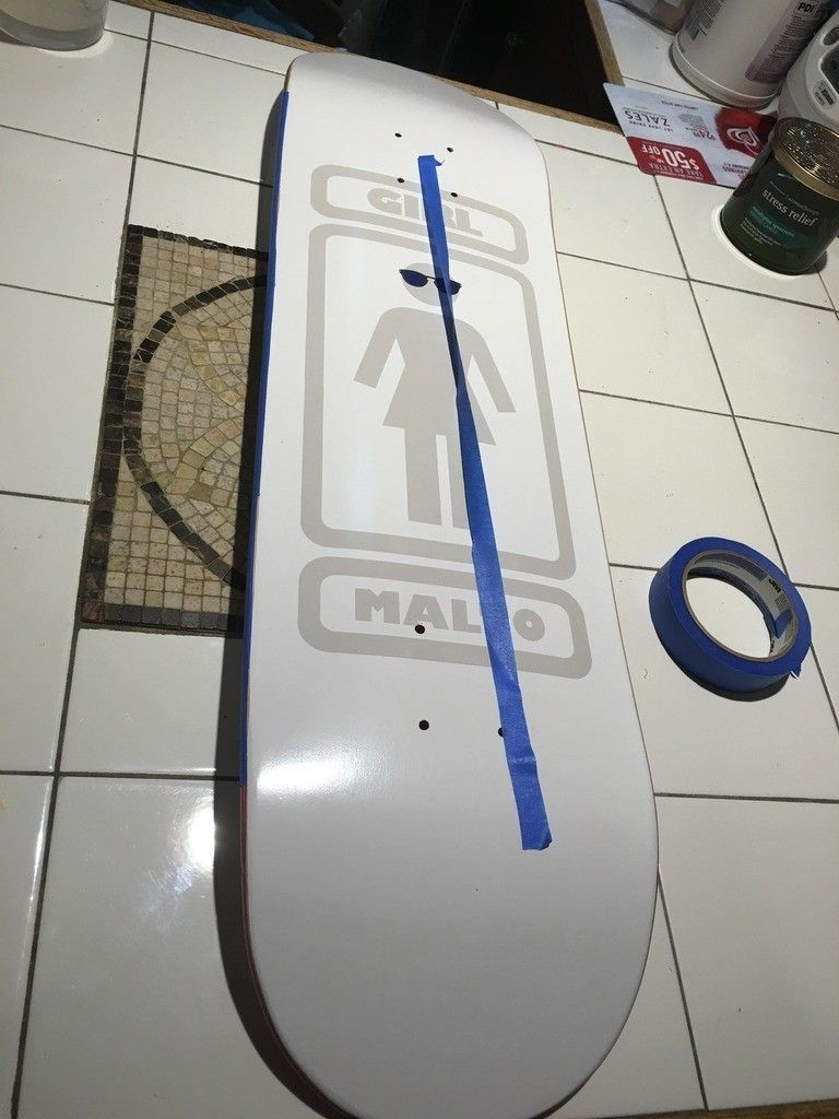 V2oak's 14th DIY: Custom David Flores Art REPLICA skate deck - IMG_9807_zpspxotlklp.jpg