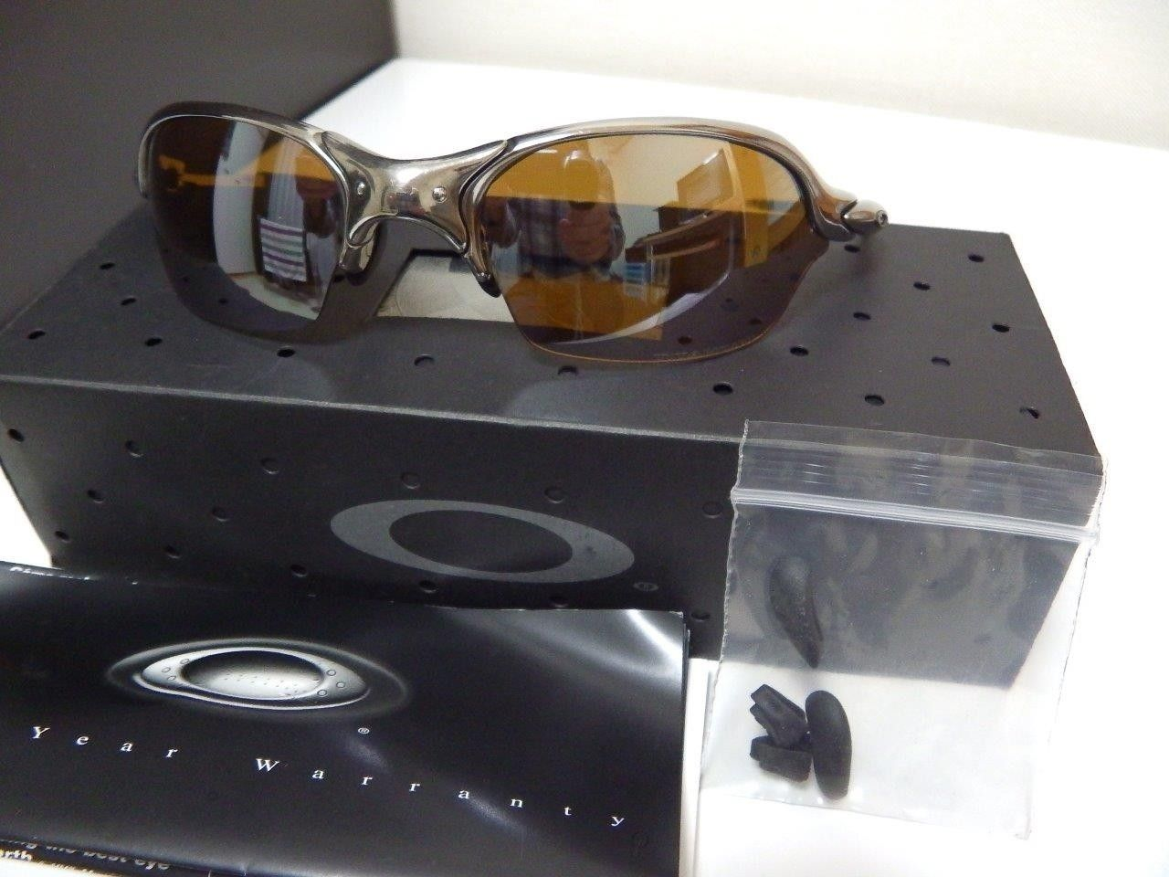 Romeo 2 Polished Titanium ($350 incl. shipping) SOLD - IMGA0066.jpg