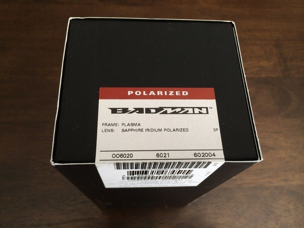 Two Oakley Badman New in Sealed Box - iphone%202014-15%20696.jpg