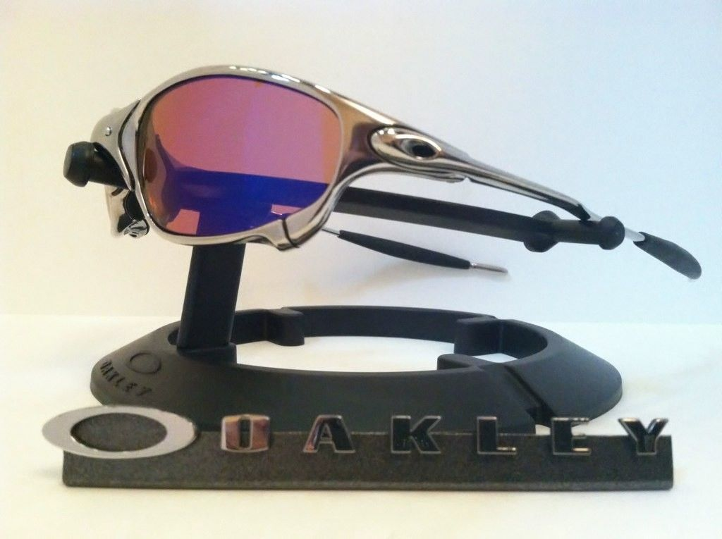 Oakley Juliet......Polished/Blue Iridium - ja2u5asy.jpg