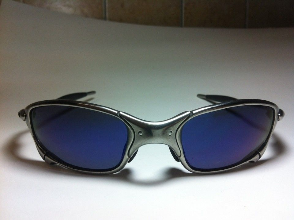 FOR SALE: 3  Juliet Polished - Blue Tungsten & Fire Iridium/Plasma - Great Cond - jb01.jpg