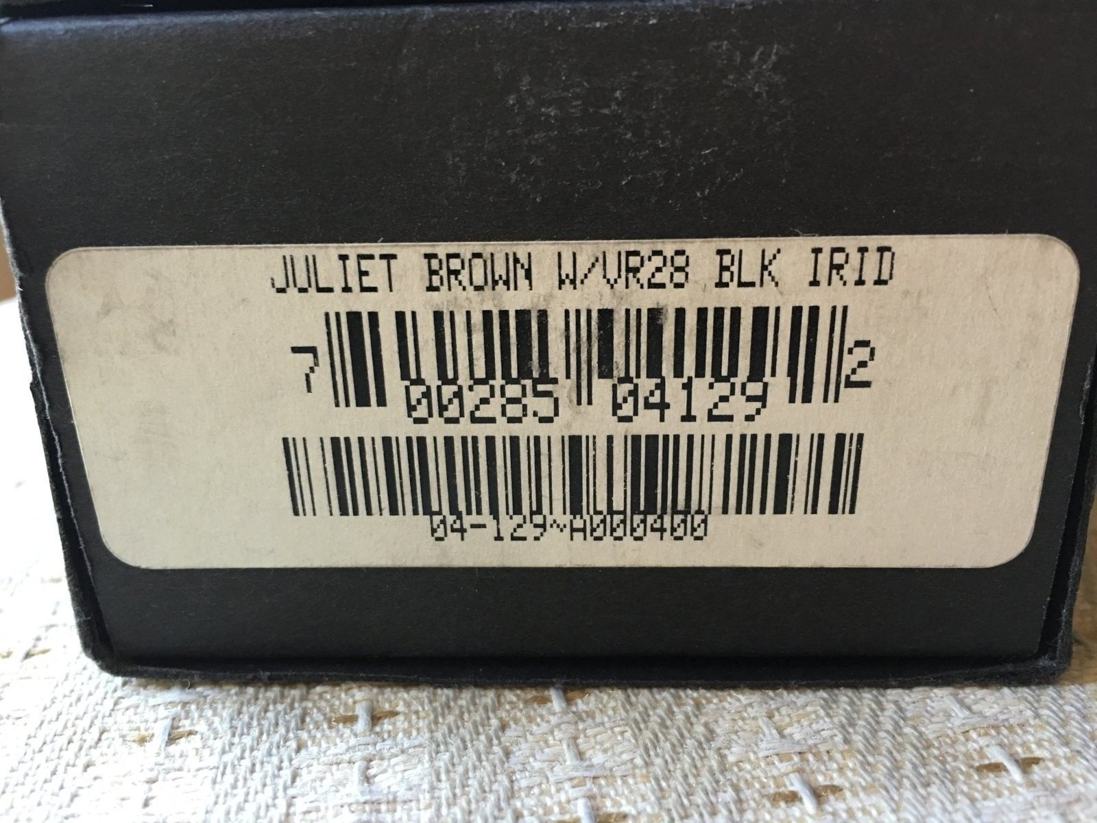 NIB Juliet Brown JBR #400 - JBR 1.jpg