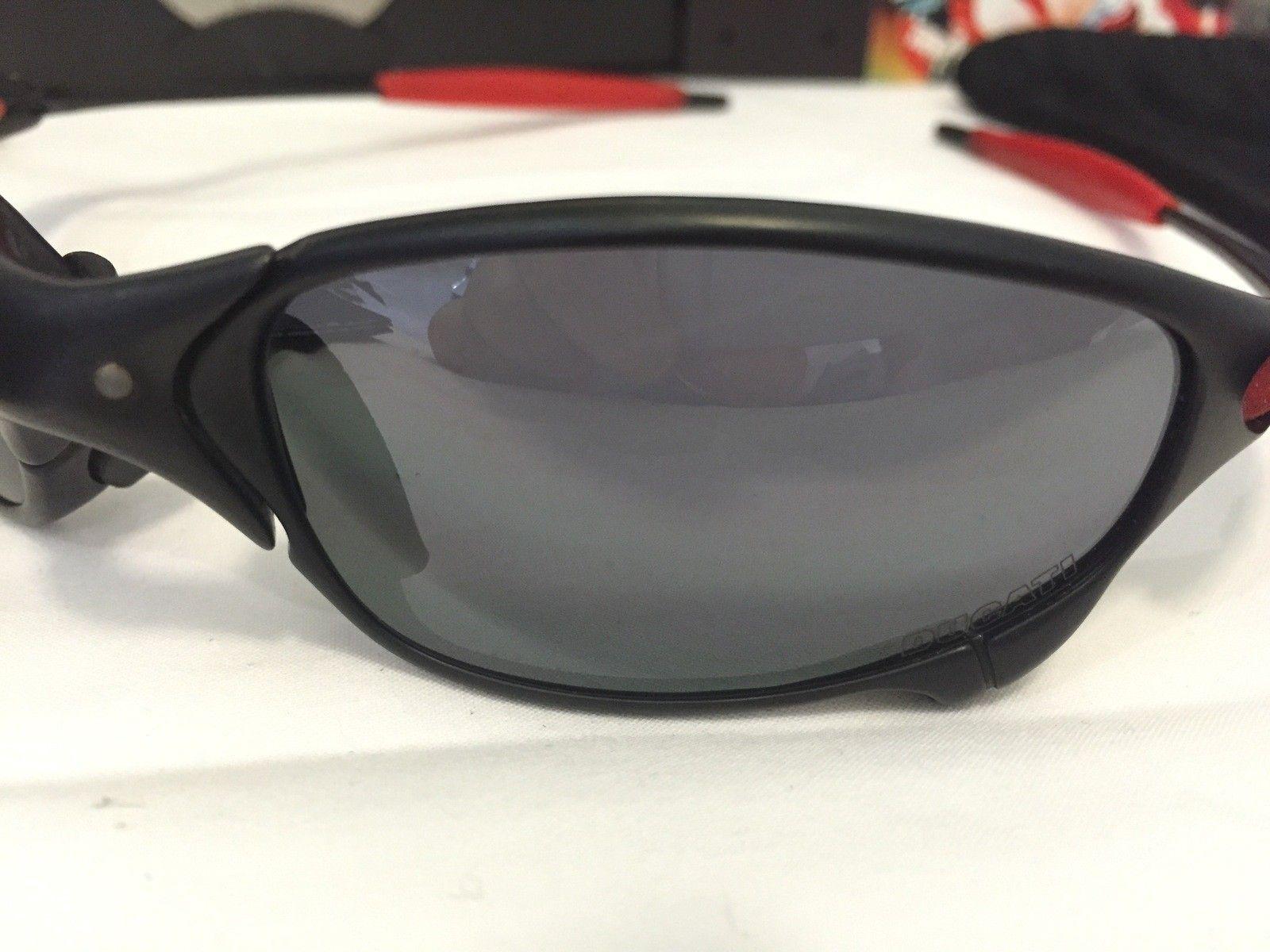 Oakley Juliet Ducati Carbon Black Iridium w all Accessories - jMrcDnE.jpg
