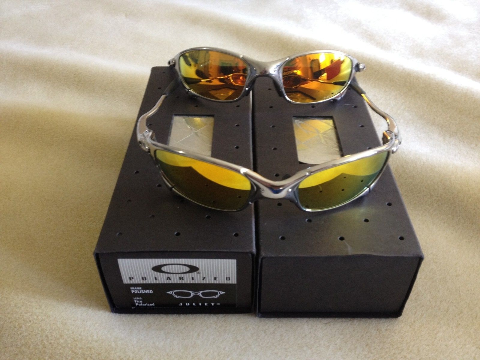 Sharing the collection- love this stuff! - Juliet Fire Polarized.JPG