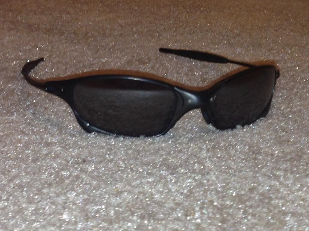 New Purchase Today - Juliet - Carbon Black Iridium Polarized - Juliet1_zps64ad1fd4.jpg