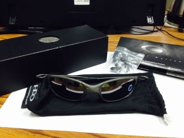 What's your most expensive pair of Oakleys? - juliet3.JPG