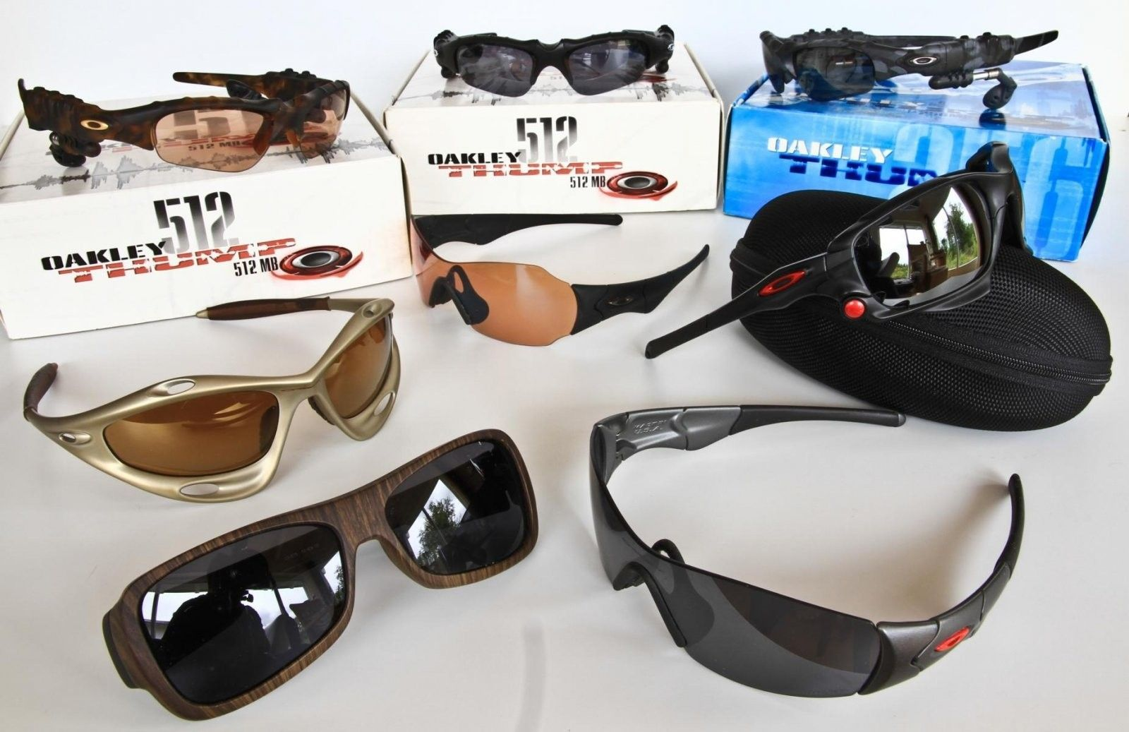 My Little Oakley Collection - K1600_IMG_2595.JPG