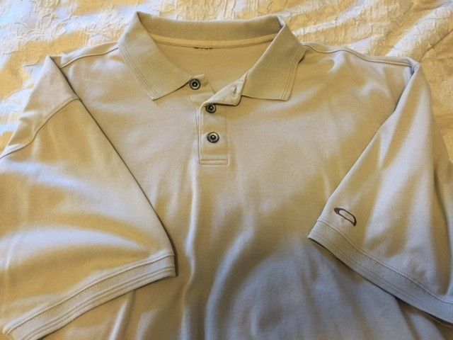 Oakley Shirts, Bucket Hat - Khaki1.JPG