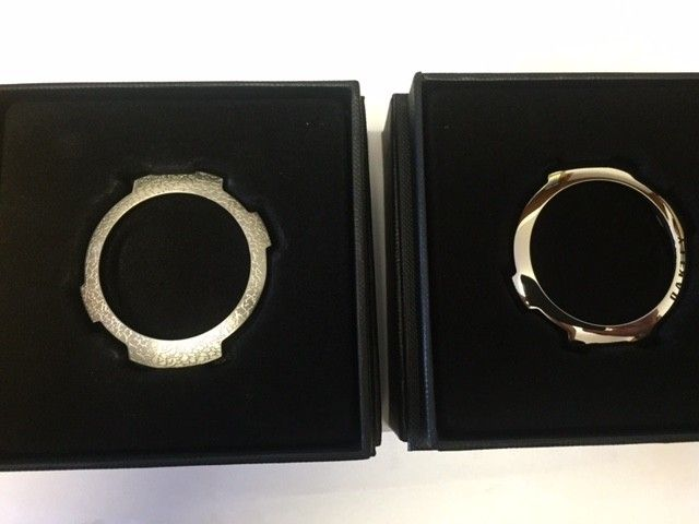 SS Fuel(Crackle) and Polished Kill Switch Watch Bezels Brand new! - Kill switch bezels 1.jpg
