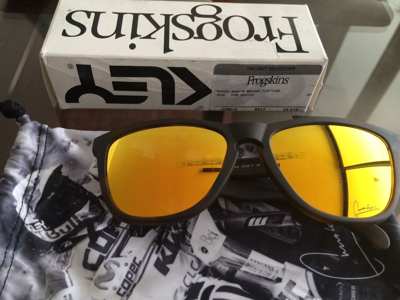 """Frogskins Fallout Collection """"Chaleco Lopez Signature serie"""" variation - la foto 4.JPG"""